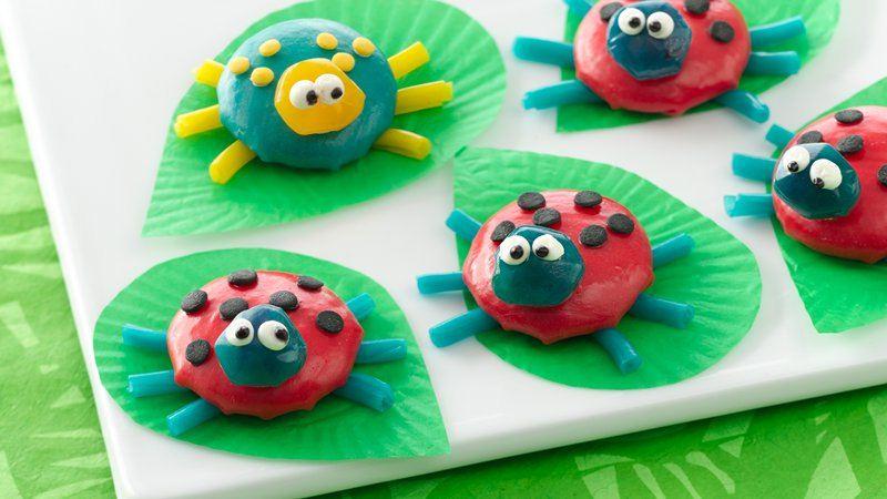 Ladybug Summertime Fun Snacks