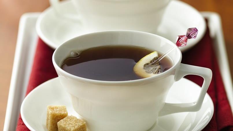 Pomegranate Spiced Tea