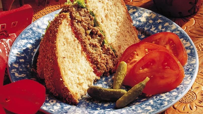 Giant Oven Burger