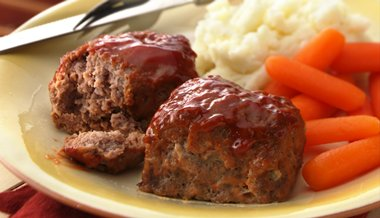 30-Minute Mini Meatloaves