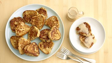 Cinnamon Roll French Toast
