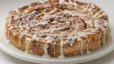 Lemon Cheesecake Coffee Cake