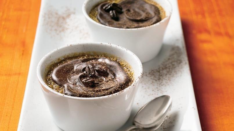Cappuccino Crème Brûlée