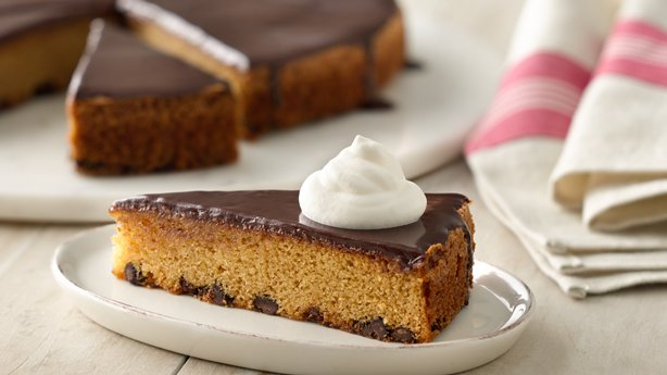 Decadent Chocolate Chip Cake