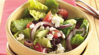 Garden-Fresh Greek Salad