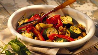 Simple Roasted Vegetables