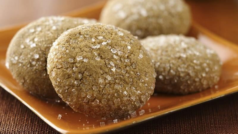 Gluten-Free Molasses Cookies