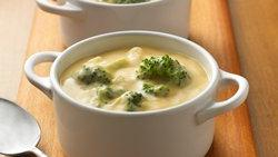 Heart Healthy Cookbook Broccoli-Cheese Soup