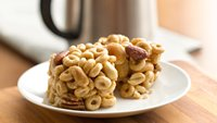 No-Bake Honey-Nut Cereal Bars