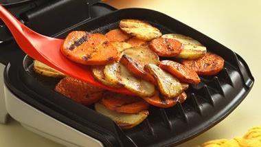 Two-Potato Grill