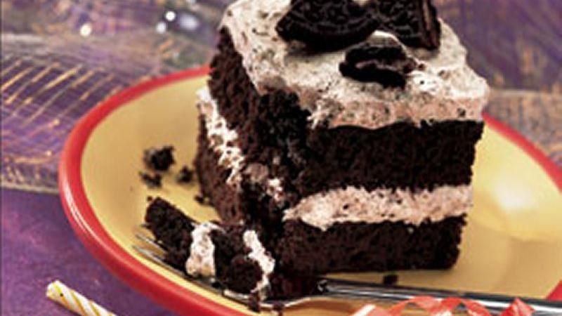 Cookies and Cream Torte