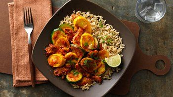 Southwestern Chicken Stir-Fry