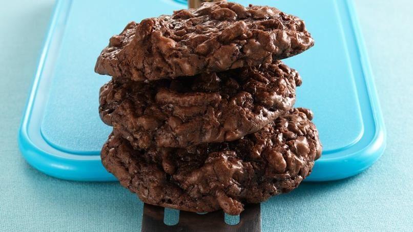 Fiber One® Crunchy Fudge Cookies