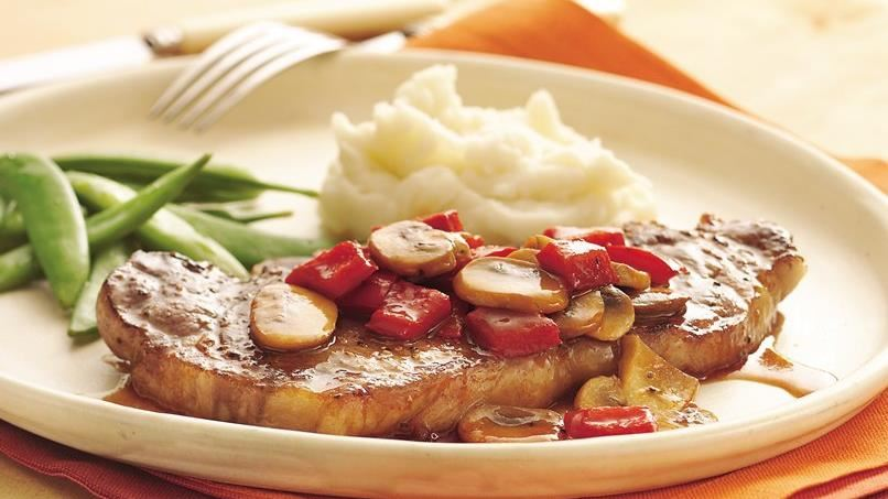 Simple Teriyaki Steak Dinner