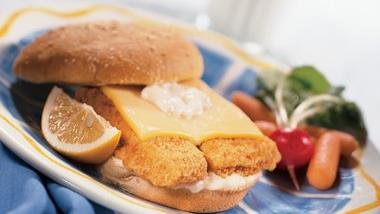 Fish Fillet Sandwiches