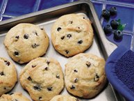 Wild Blueberry Muffin Tops
