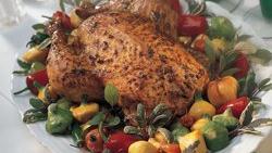 Gluten-Free Southwest Roasted Chicken