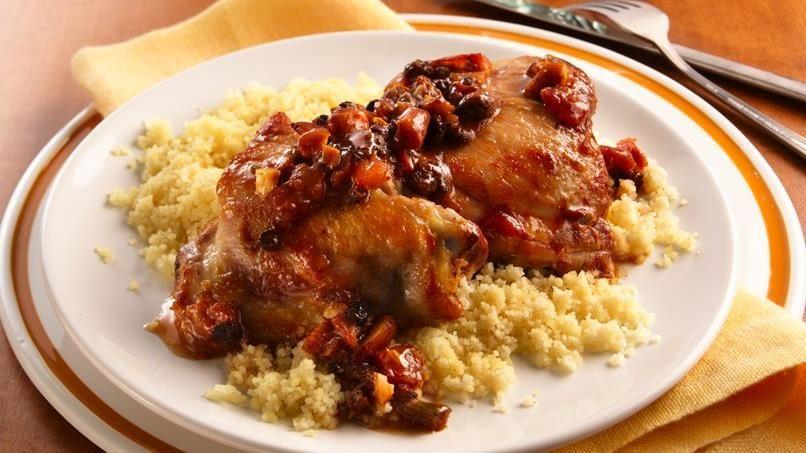 Salsa Couscous Chicken