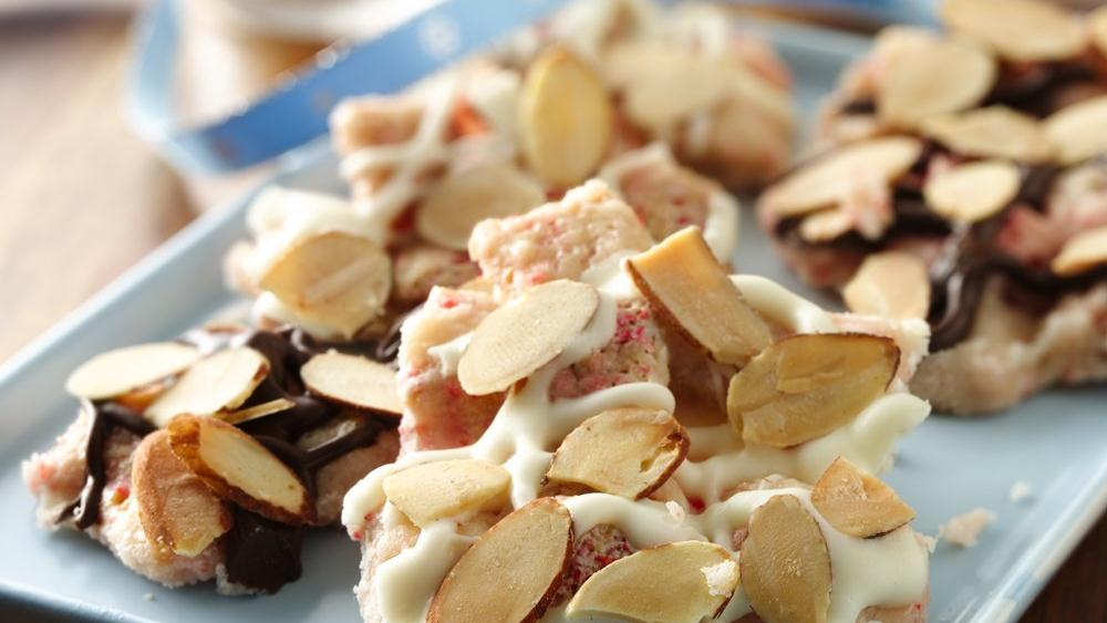 Peppermint Toffee Crunch