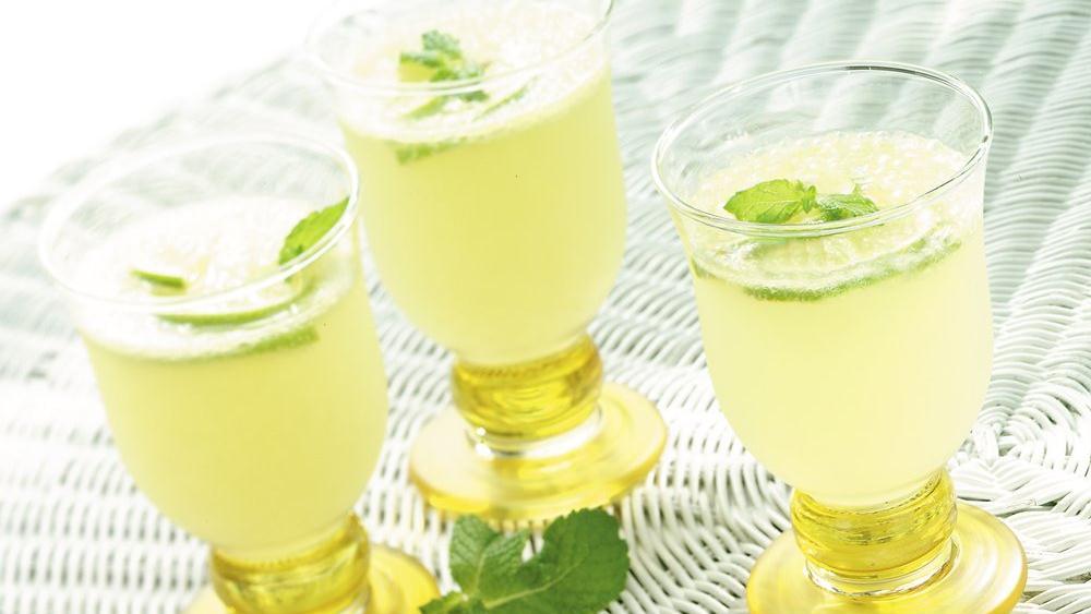 Kiwi-Lime-Rum Slush