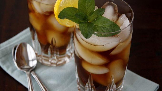 Southern-Style Sweet Tea
