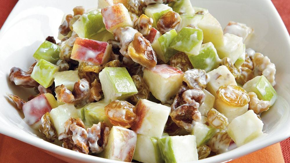 Apple-Walnut Salad