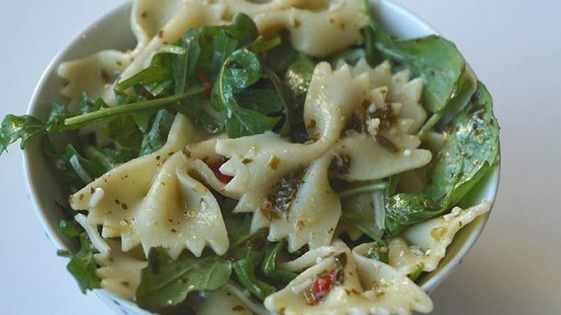 Ensalada fresca con pasta quericavida - Ensalada fresca de pasta ...