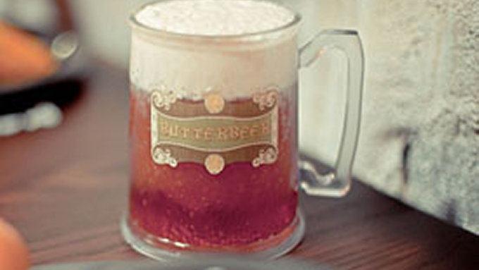 Harry Potter's Butterbeer