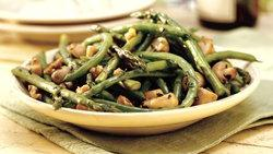 Grilled Spring Vegetables