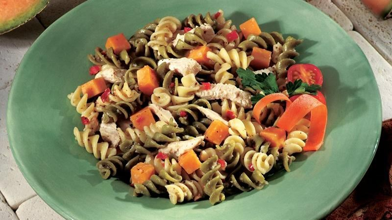 Chef's Pasta Salad recipe from Betty Crocker