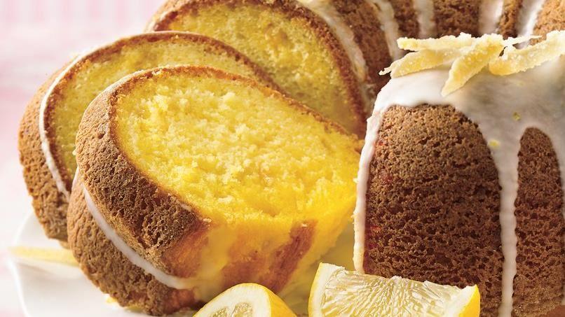 Lemon-Ginger Cake