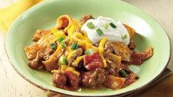 Slow-Cooker Taco Casserole