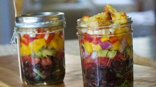 Layered Summer Fruits With Creamy Lime Dressing Recipes — Dishmaps