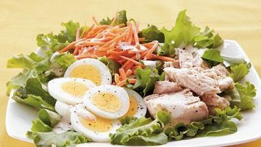 Tuna Chef's Salad