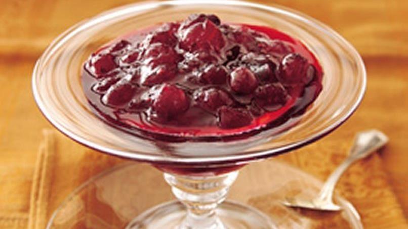 Classic Cranberry Sauce