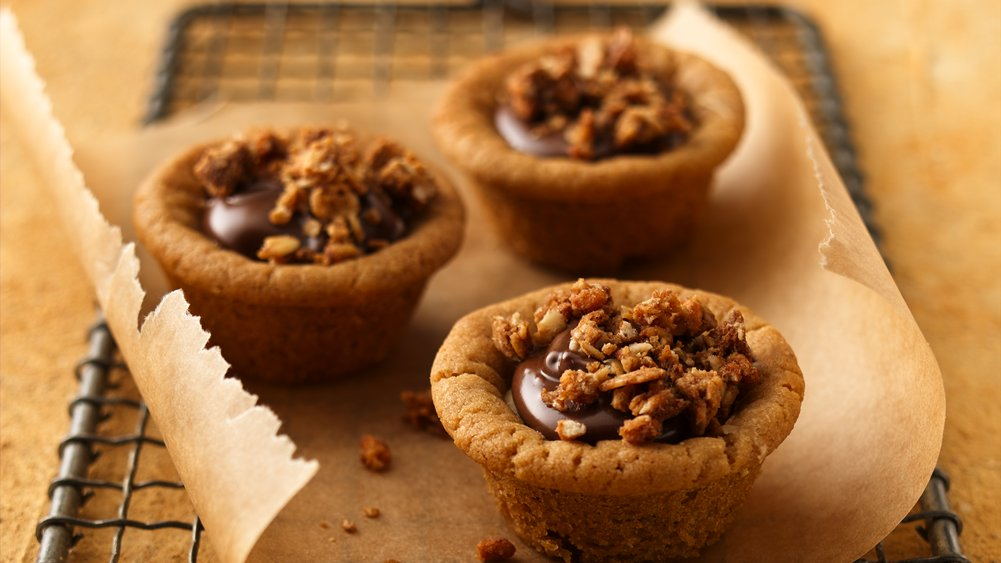 Choco-Peanut Butter Cups