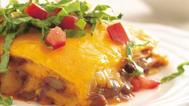 Tex-Mex Tortilla Torte