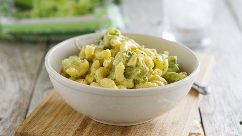 Tuscan Broccoli Stovetop Macaroni and Cheese