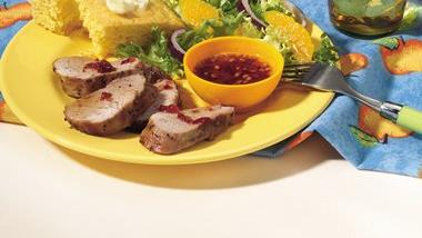 Grilled Chipotle-Honey Pork