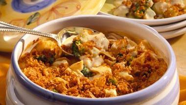Tuna-Pasta Casserole