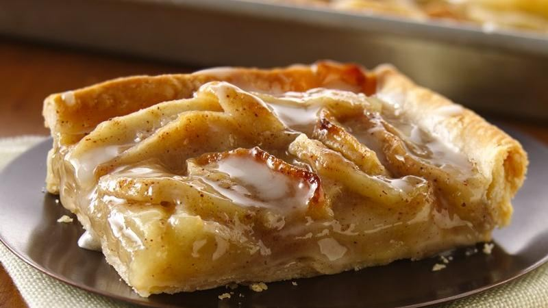Apple Slab Pie Recipe From Betty Crocker