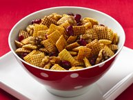 Gluten-Free Cranberry Nut Cinnamon Chex® Mix