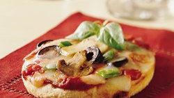 Easy Pizzettes