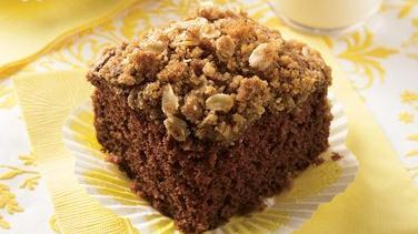 German Chocolate Picnic Cake