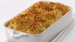 Mashed Potato Gratin