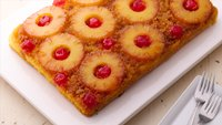 Easy Pineapple Upside-Down Cake