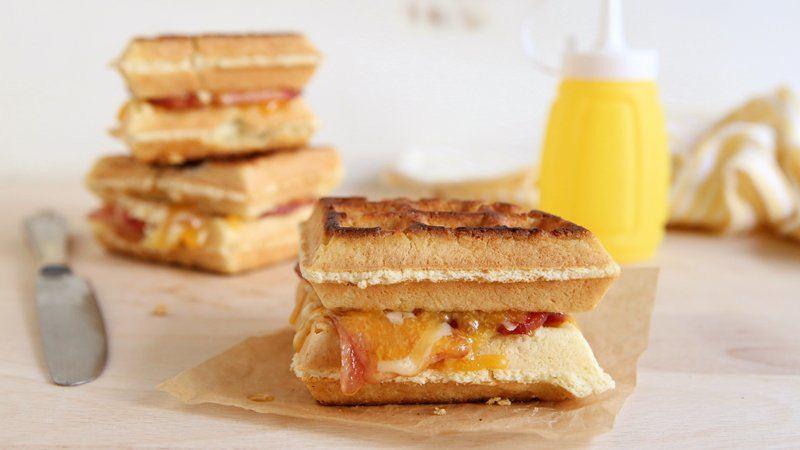 waffle box recipe 2