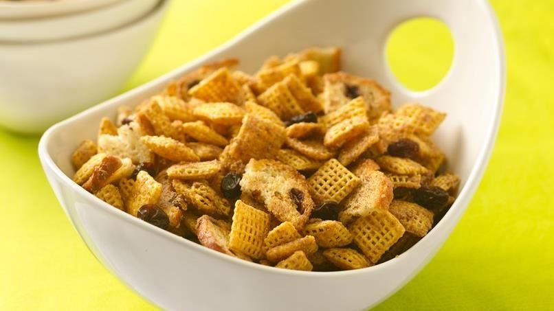 Honey Nut-Raisin Chex® Mix