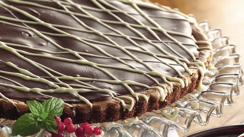 Fudge Tart