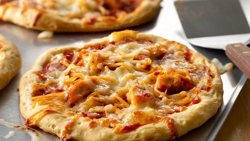 Next Day Pasta Pizzas